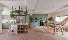 Home in Kaohsiung City by HAO Design - http://www.difthehome.com/home-in-kaohsiung-city-by-hao-design