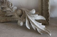 A Shabby ornament from southern France