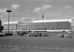 Berlin in den 90ern : Palast der Republik, 1996