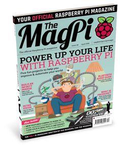 Melhorar e automatizar a sua vida com cinco projetos Raspberry Pi divertidos, incluindo um alimentador pet automático, um espelho mágico e uma chaleira com sensor de temperatura.