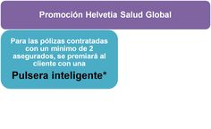 Helvetia Salud Global promoción