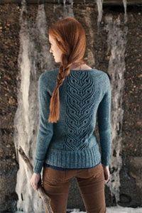 Ginny's Cardigan - Media - Knitting Daily things that need to be turned into crochet so i can make them Knitting Daily, Knitting Yarn, Pull Harry Potter, Estilo Folk, Knitting Magazine, Pulls, Knitting Projects, Knit Crochet, Interweave Crochet