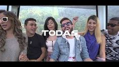 Chino & Nacho - Andas En Mi Cabeza Feat. Daddy Yankee (Lyric Video) - YouTube