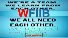 #WFIIB  www.wfiib.com Investing, Calm, Learning, Teaching, Studying