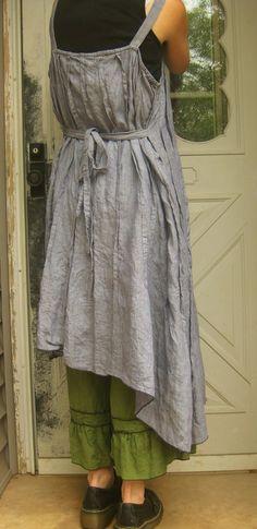 Cute apron dress - sarah clemens