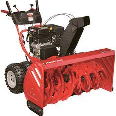 FREE SHIPPING — Troy-Bilt 45in. Electric-Start Polar Blast 4510 Snow Blower — 420cc 4-Cycle Engine, Model# 31AH97P7766