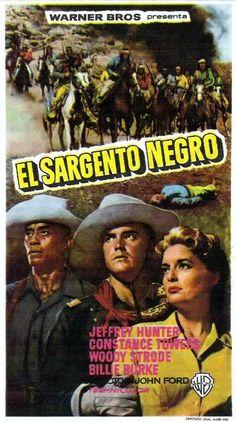 1960 / El sargento negro - Sergeant Rutledge