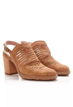 pretty nice 0ea38 c40fb suecos mujeres heyas linda suela cuero calado, zuecos, taco,. natalia 23ok  · zapatos