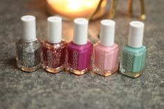 Essie Polish Collection Click link to view blog post http://itssimplycrystalblog.blogspot.ca/
