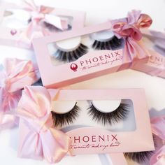 Lashes on lashes on lashes our brand new 3D lashes are now available on our website! Head over the link in our bio to grab a pair ✨