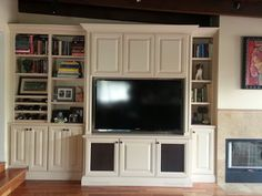 Traditional Living Room Wall Units wall units built closet entertainment centers orlando | ideas for