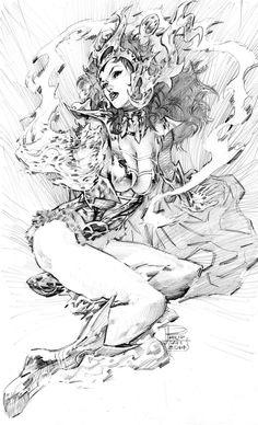 Kamila by Philip Tan *