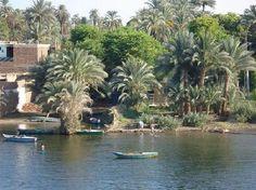 Luxor, Egypt: The Nile