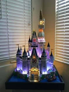 13 Best Lego Disney Castle images in 2018 | Lego projects, Toys
