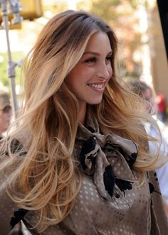 Ombre Hairstyles: Ombre Blonde