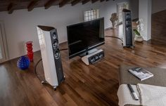 Sonus Faber Venere 2.5 available at Audio Visual Solutions Group 9340 W. Sahara Avenue, Suite 100, Las Vegas, NV 89117. The only McIntosh/Sonus Faber/Pryma Platinum Dealer in Las Vegas, Nevada. Call us @ (702) 875-5561 for pricing and availability.