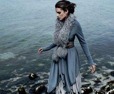 Different Colors, but Love the style.  Sarah Klassen/Haute Design: Stills Fall/Winter 09 via http://designlovely.tumblr.com
