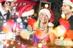 Plan your office #Christmas Party with #events2. and make it best party of your life with us.