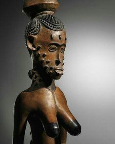African Masks, African Art, Art Tribal, African Sculptures, Art Premier, Ivory Coast, Ivoire, Little People, Metal Working