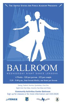 Ballroom dancing ;-)