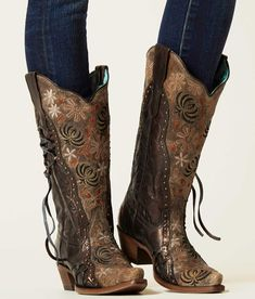 c6982b438a49 Corral Metallic Cowboy Boot - Women s Shoes in LD Copper