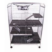 60x40x20Found it at Wayfair - Living Room Series Deluxe Ferret Cage
