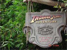 Disneyland - Indiana Jones Adventure