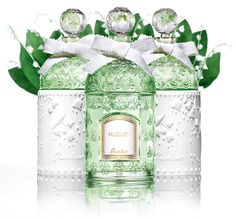 Another annual limited edition of Muguet from Guerlain. French perfume house Guerlain announced the release of their regular limited edition of Muguet f.