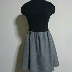 Sleeveless Dress Lined skirt Stretchy Top Back Zip Up Forever 21 Dresses Mini