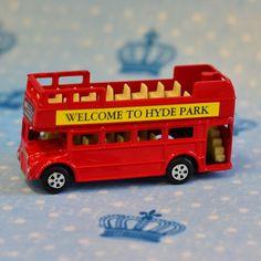 Apontador - Ônibus Londres