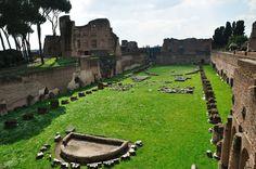 Circo Máximo Roma Italia