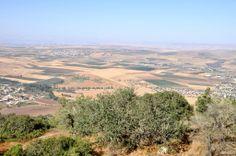Mount Tabor, Israel.
