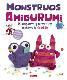 Little Crocheted Monsters: 12 Mini Mutants to Make: Amazon.de: Lan ... | 279x236