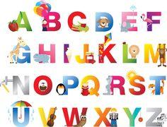 lovely alphabet