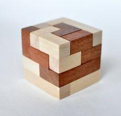 All side cube. Casse-tete - titan - jeff namkung