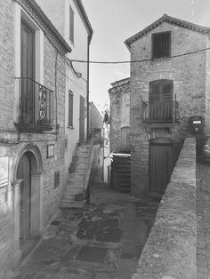Pietrapertosa (PZ)  Il borgo