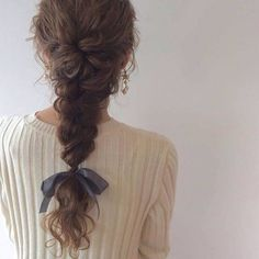 braid hairstyles hairstyles 2019 with beads hairstyles ponytails to cornrows braided hairstyles hairstyles wedding hairstyles sims 4 hairstyles 2018 female hairstyles for black 11 year olds Hair Inspo, Hair Inspiration, Curly Hair Styles, Braids For Curly Hair, Wavy Hair, Curly Blonde, Pretty Hairstyles, Winter Hairstyles, Hairstyles 2018