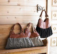 Add a bit of uber craftiness to your handbag. www.mud-pie.com