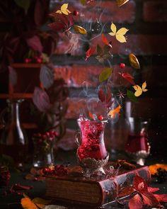 ➲ 🆂till 🅻ife of the 🅳a Amazing Food Photography, Still Life Photography, Jimin Jungkook, Technique Photo, Samhain Halloween, Turkish Tea, Tea Culture, Autumn Aesthetic, Foto Art