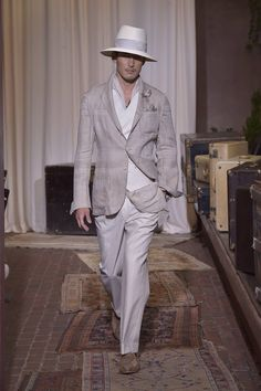 Joseph Abboud Spring-Summer 2017 New York Fashion Week Men's