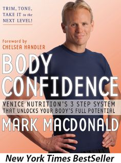 Mark MacDonald is my personal fitness trainer - looking and feeling my very best! #RVLution