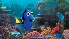 I got Dory from Finding Nemo! Which Disney•Pixar Character Should Be Your Best Friend? | Quiz