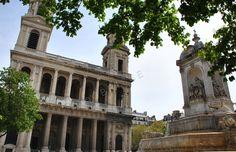 Paris L'église Saint-Sulpice