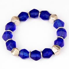 Blue sea glass with solid brass. Juju art jewelry bracelet collection. #bracelet #brass #fashion #jade #pearl #stone #jewelry #womenfashion #fairtrade #creation #design #shell #motherofpearl #paua #abaloneshell #semiprecious #glass