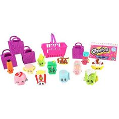 Shopkins 12-pack Series 2 Characters
