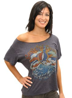 Grateful Dead tee from Junk Food Clothing  $38    http://www.junkfoodclothing.com/webapp/wcs/stores/servlet/Product1_10052_10051_-1_22911_10552_20672?