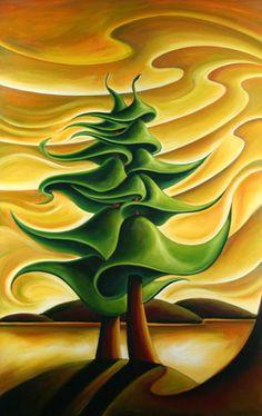 Dana Irving - Yellow Wind Cedars