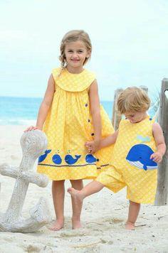 You and me))) Как будто на пляже в Саулкрасти. И мама сшила нам эти потрясные наряды)))