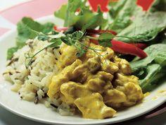 Hedelmäinen broileri-currykastike - Reseptit
