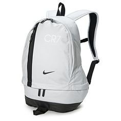 05fbf38d92 Nike CR7 Cheyenne Backpack  PURE PLATINUM BLACK